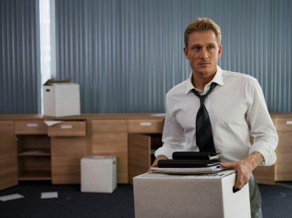 administrador de empresa a deixar local por insolvência