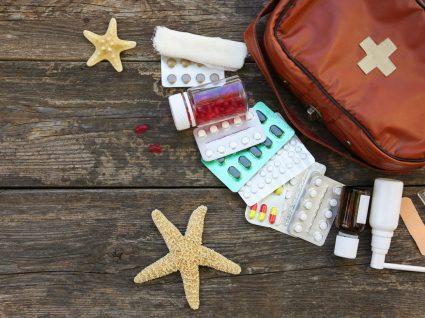 regras para viajar com medicamentos