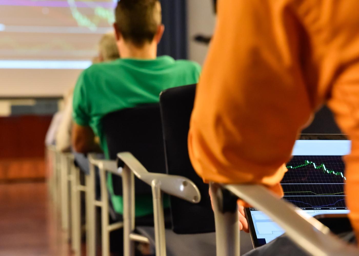 formandos em cursos financiados