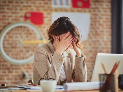 ansiedade de trabalho