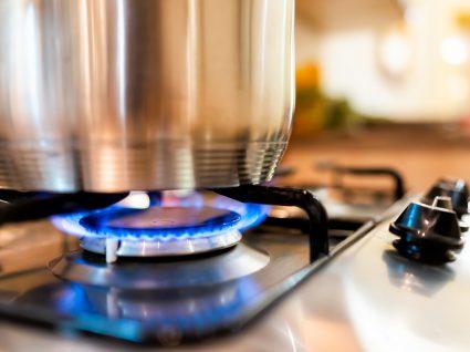 gás natural ou propano