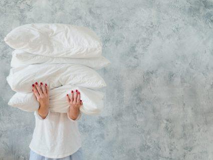 Importância de lavar as almofadas