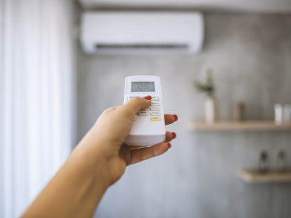 ar condicionado em casa