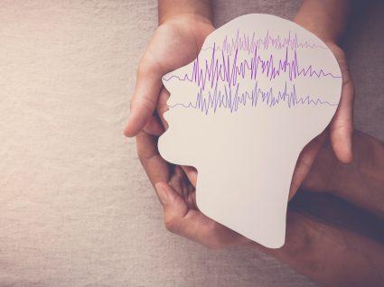 descargas elétricas no cérebro
