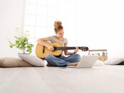 sites para aprender a tocar guitarra