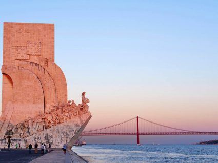 Panorâmica de Lisboa