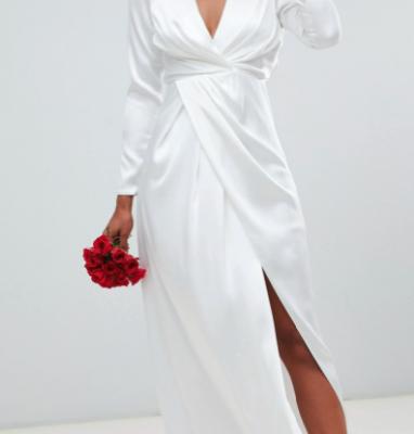 vestido de noiva asos
