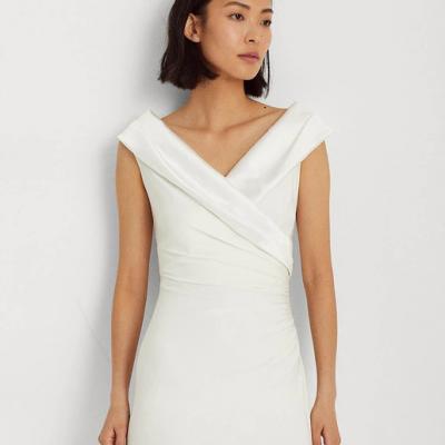 vestido branco el corte ingles