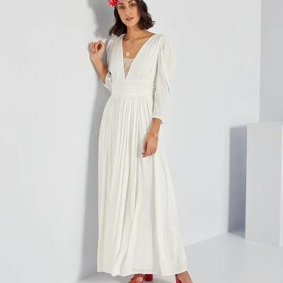 vestido de noiva kiabi