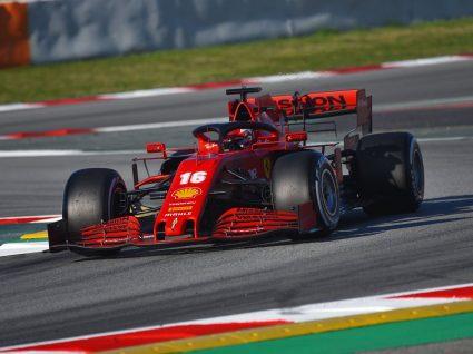 Carro da Ferrari de Fórmula 1