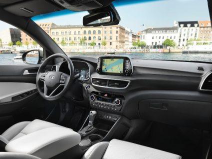 Interior Hyundai