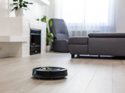 aspiradores robot na casa