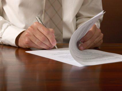 rescisão do contrato de trabalho por parte do trabalhador a ser assinada