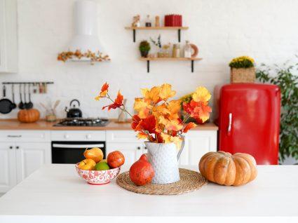 tendências de decoração de outono