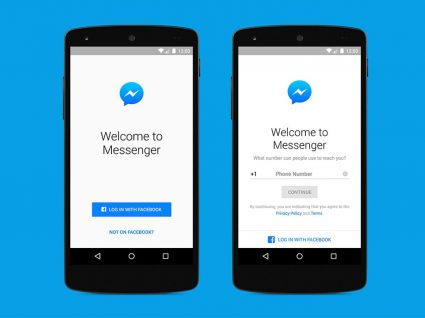 Como usar o messenger com o facebook desligado