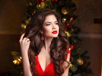 Penteados fáceis para as épocas festivas