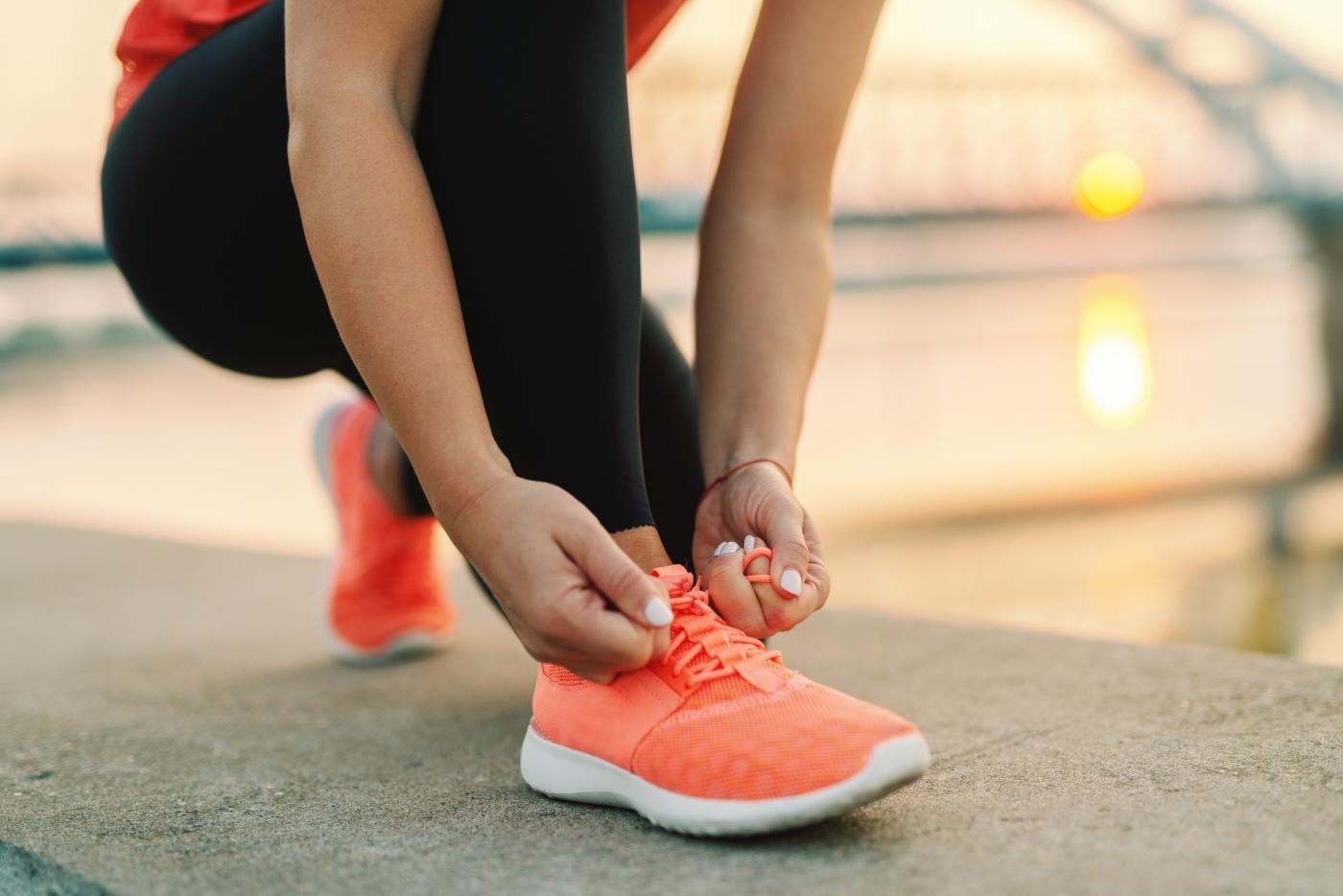 resoluções de ano novo: praticar mais desporto