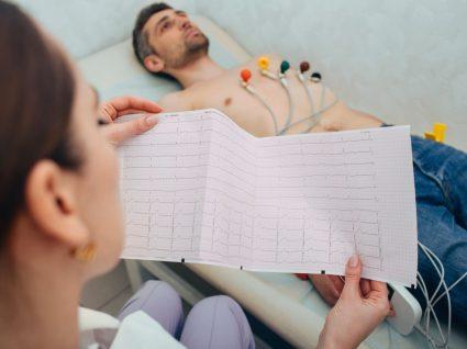 fazer eletrocardiograma