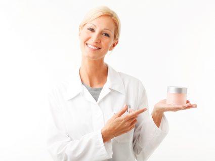 Produtos de beleza na farmácia