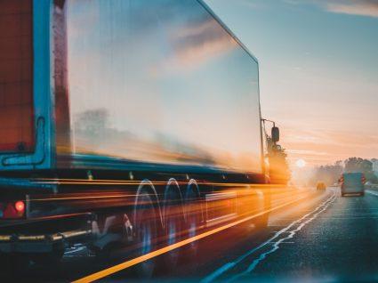 condutor com carta de pesados a conduzir camião
