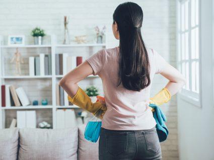 lista de produtos de limpeza