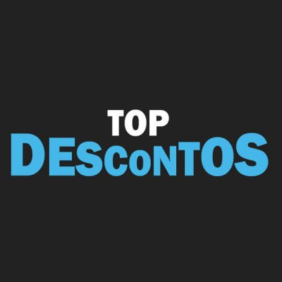 logotipo Top Descontos
