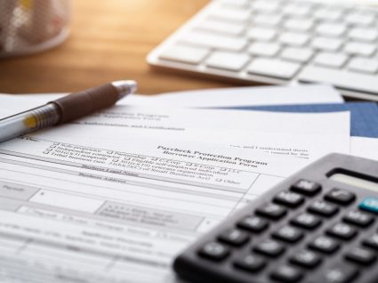 formulários de subsídio de desemprego e calculadora