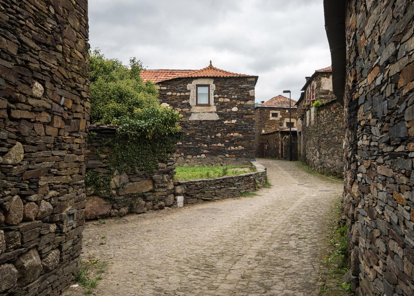Paisagem Quintandona em Penafiel