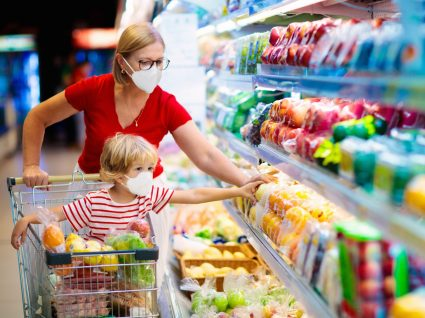Coisas que não deve comprar no supermercado