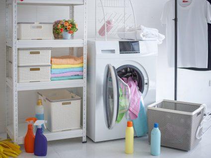 como lavar a roupa na máquina corretamente