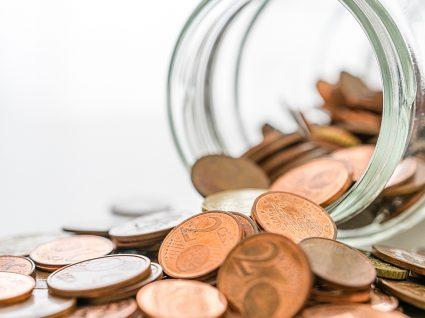 Moedas de cêntimos