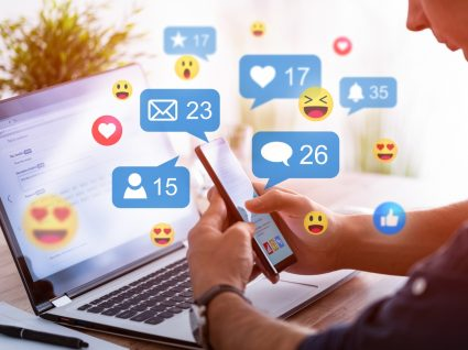 Alerta para os perigos das redes sociais