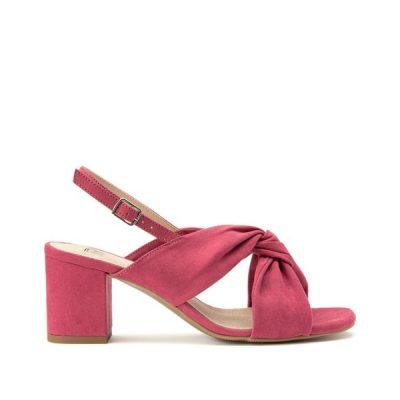 Sandálias rosa la redoute