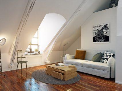 sala organizada com truques de arrumação para apartamentos pequenos