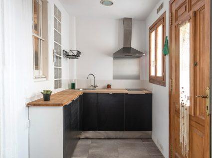 cozinha pequena arrumada