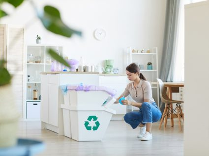 coisas que não deve colocar na reciclagem