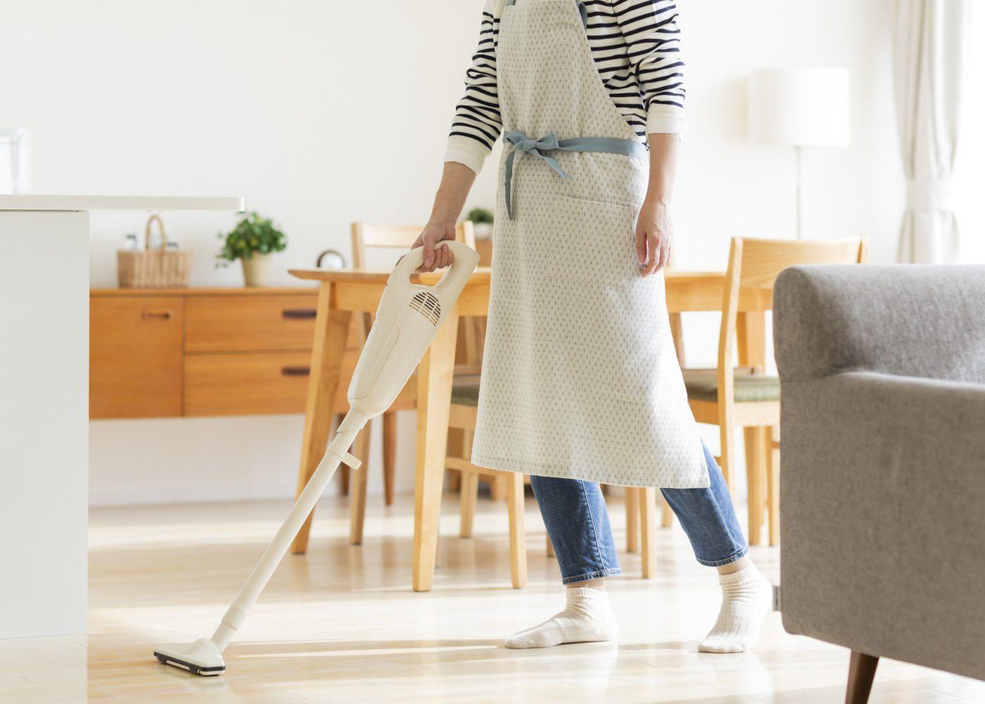 hábitos de limpeza