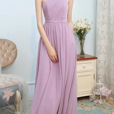 vestido lilás de casamento