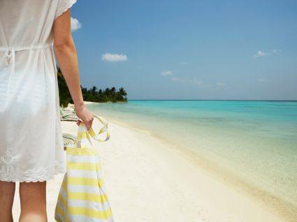 Sacos de praia para o verão