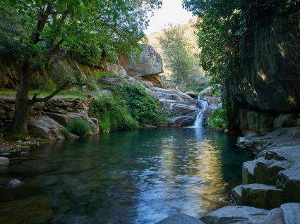 Piscina fluvial da Serra da Freita