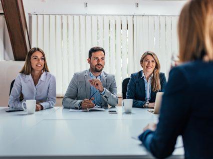 Perguntas difíceis numa entrevista de emprego
