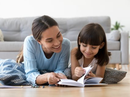 incentivar filho a ler