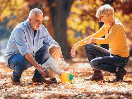 Avós ou infantário