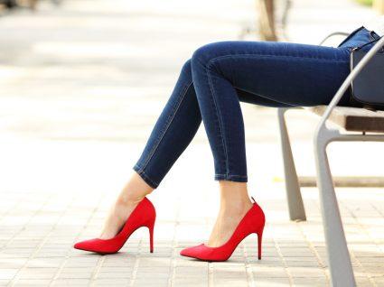 sapatos para usar com skinny jeans