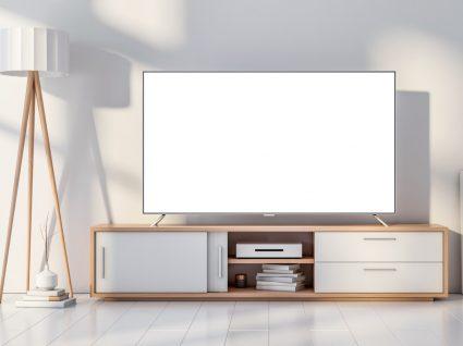móvel de televisão modular