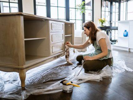 renovar móveis antigos