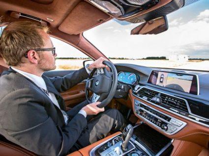 Conduzir BMW