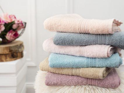 lavar toalhas