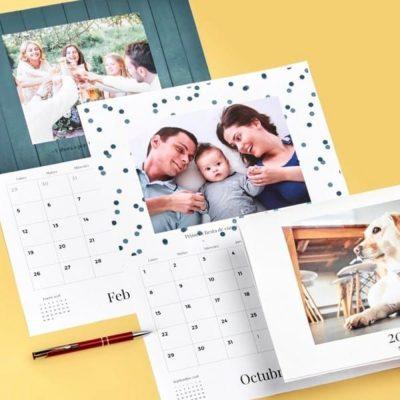 calendários personalizados