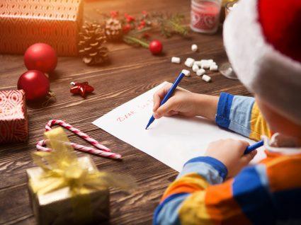 escrever a Carta ao Pai Natal